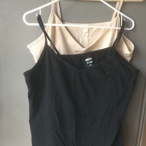 Old Navy Lot of 2 Camisole. Size 2xl